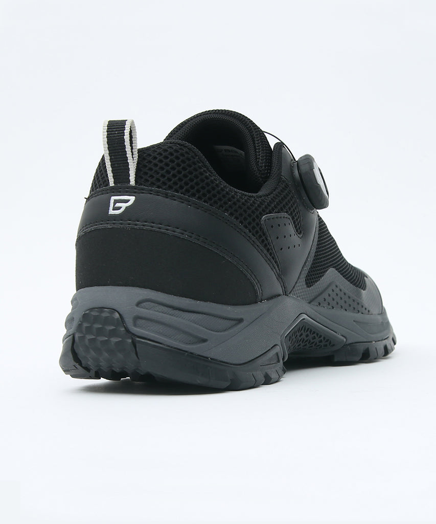 Ballop trekking shoes, KOTOR black