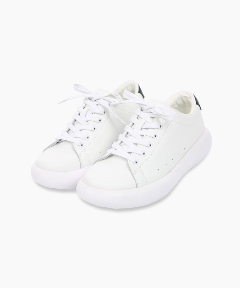 BALLOP FLUFFY SNEAKERS WHITE