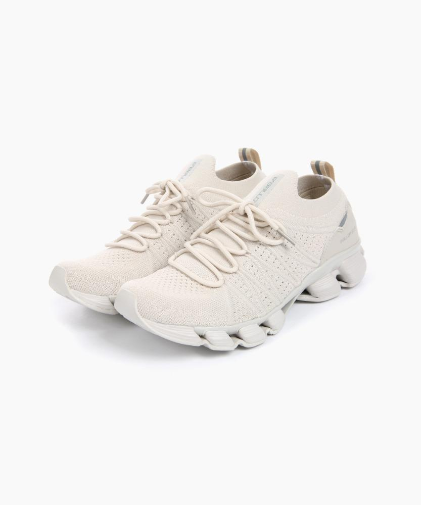 BALLOP RUNNING SHOES TIVAT IVORY