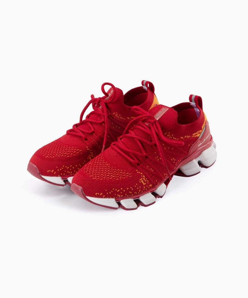 BALLOP RUNNING SHOES TIVAT RED