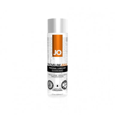 System Jo Silicone Based Anal Lubricant (Four Ounces) - Gläs