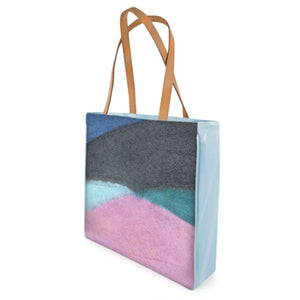"""All the Blues"" shopper"