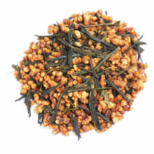Load image into Gallery viewer, Premium Genmai-cha - Green Tea with Roasted Brown Rice -