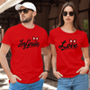 Infinite Love - Best Couple T-Shirt Design