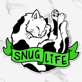 SNUG LIFE | Sticker Pack