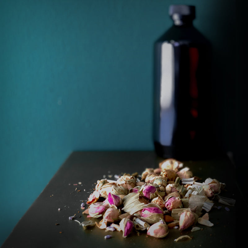 Tea of French Roses, Lavender, Herbs