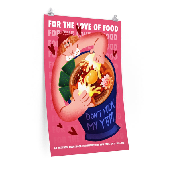 """Don't Yuck My Yum"" - For The Love Of Food - J. Tien - 2 of 2"