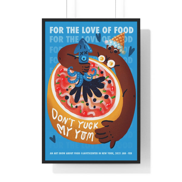 """Don't Yuck My Yum"" - For The Love Of Food - J. Tien - 1 of 2"