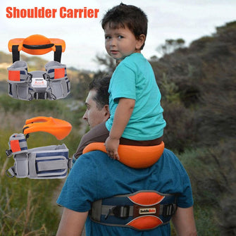 Hands Free Saddle Baby Shoulder Carrier