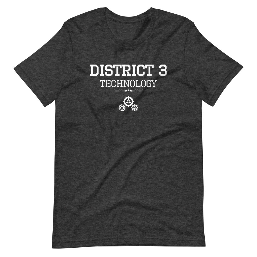 District 3 T-Shirt