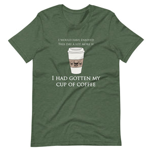 Cup of Coffee T-Shirt
