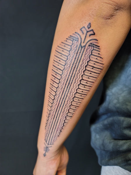 Filipino Tribal