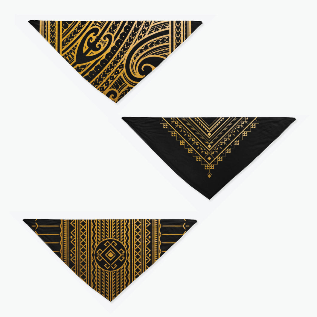 Set of 3 Face Bandanas