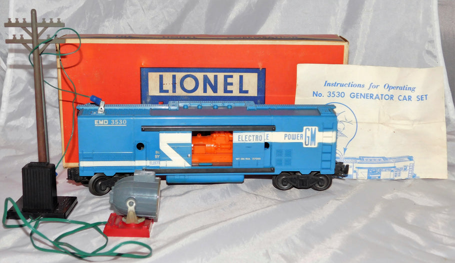 One of the RAREST Lionel items EVER. Only 12 known.