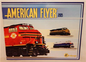 American Flyer by Lionel 2013 Catalog Polar Express 28 pg Texas Special S gauge
