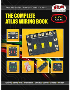 Atlas #12 The Complete Wiring Book All Scales From Z to No 1 How To Book C10 new