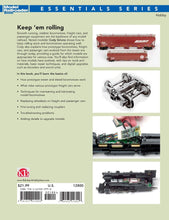 Load image into Gallery viewer, Beginner's Guide to Locomotives & Rolling Stock Book #12800 Essential Sries HO/N