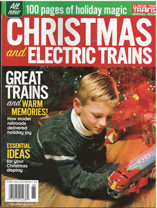 Classic Toy Trains Christmas And Electric Toy Trains Special Edition Magazine 2018