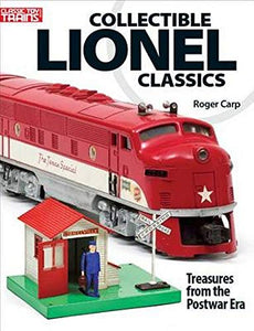 Collectible Lionel Classics by Roger Carp Book Postwar Trains Top 100 #108806 O