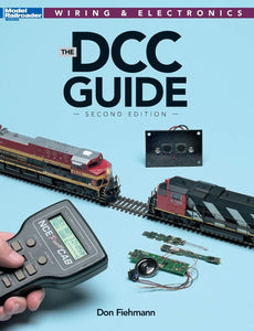 The DCC Guide Second Ed. Wiring & Electronics Book 2014 HO N 87pages Model Train