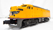 Load image into Gallery viewer, Lionel 2023 Union Pacific AA Alco set Yellow Serviced & Running diesels 1950 O