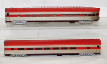 Load image into Gallery viewer, Hallmark Brass HS0098 Texas Special 1948 version 6 Car Passenger Set HO Scale KMT