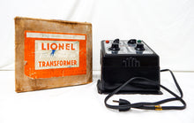 Load image into Gallery viewer, Lionel Type Z transformer 250 watts 4 controls TrainMaster 1945-47  BOXED