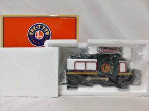 Lionel 6-28427 Christmas Snowplow Holiday Railroad Boxed C8 Motorized unit Boxed