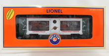 Load image into Gallery viewer, Lionel 6-26859 Christmas Parade Box Car HOLIDAY Lioneville Animated w/ on/off