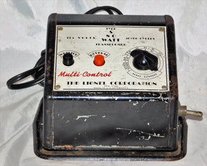Lionel Type S transformer 80 watts 1947 Tested Works Ogauge AC whistle/direction