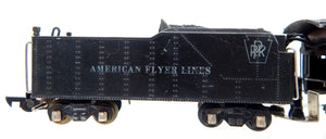 American Flyer 312ac Pennsylvania K-5 Pacific Steam Engine &tender Serviced 1948-49