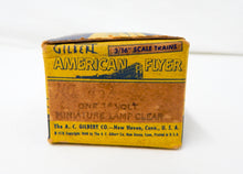 Load image into Gallery viewer, American Flyer #452 Mini Lamp 14volt Clear bulb Original Postwar Boxed
