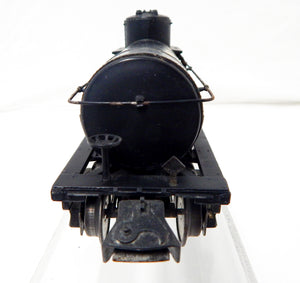 Lionel 2955 SHELL Die Cast Tank Car Black Decals SEPX 8124 Semi Scale 40 Prewar