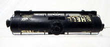 Load image into Gallery viewer, Lionel 2955 SHELL Die Cast Tank Car Black Decals SEPX 8124 Semi Scale 40 Prewar