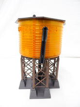 Load image into Gallery viewer, Lionel #30 Operating Water Tower gray roof black struts w/ 96C button 1947-1950