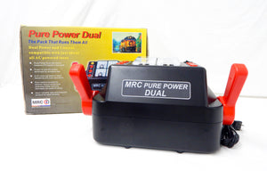 MRC AH601 Pure Power Dual AC Train Control 4 power meters 270 watts LN/boxed