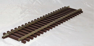 "Atlas O #7050 Lot of 4 Sections 10"" straight 2 Rail O Scale nickle silver Cde148"