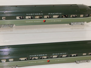 American Flyer 20370 Northern Pacific Passenger Set 1957 North Coast Ltd