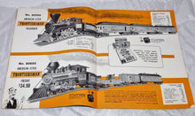 Load image into Gallery viewer, American Flyer 1960 Train DEALER Catalog D2230 Advance Frontiersman Nighthawk +