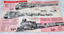 Load image into Gallery viewer, American Flyer 1961-62 Catalog D-2267 S gauge HO scale 24 pages Paper Vintage