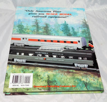 Load image into Gallery viewer, HC Book Greenberg's Guide to American Flyer S Gauge Trains Vol 1 Power & Rolling New Old Stock