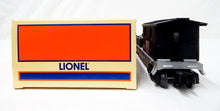 Load image into Gallery viewer, Lionel 6-26707 Lionel Steel Operating Welding Flat Car blue LED animated train O