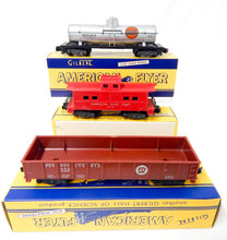 Load image into Gallery viewer, DIFFRNT BOXED SET 1957-58 American Flyer #20123 Steam Freight Fig 8 Over & Under