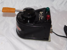 Load image into Gallery viewer, Vintage 1953 American Flyer 15B 110 watt transformer Deadman Handle AC Serviced