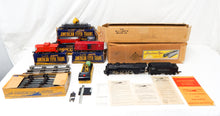Load image into Gallery viewer, CLEAN American Flyer 4611A New York Central Freight Train BOXED Set 322acHudson