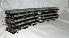 "Load image into Gallery viewer, 8 Lionel 072 track curved 6-65572 tubular 3 rail 72"" diameter half circle C9 O"