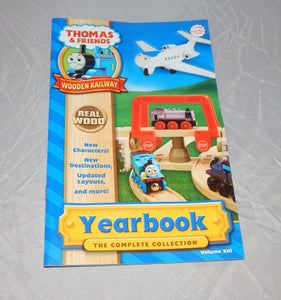 THOMAS the Tank & Friends 2007 Yearbook Catalog Volume XIII 13 Trains Layouts!