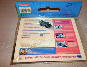 The President Express Book & Tape Lionel Great Railway Adventures softcover audi
