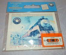Load image into Gallery viewer, The Daylight Limited Book & Tape Lionel Great Railway Adventures softcover Oilvr