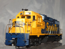 Load image into Gallery viewer, Athearn 4608 GP38-2 Powered diesel #3571 BLUE BOX locomotive HO scale Runs light
